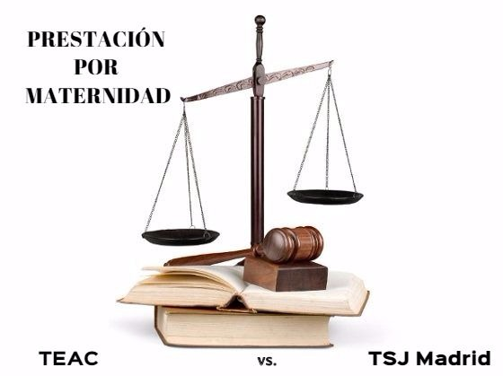 MATERNITY GRANT EXEMPTION IN PERSONAL INCOME TAX: TEAC DON'T APPLY CRITERIA ESTABLISHED BY COURT OF JUSTICE OF MADRID