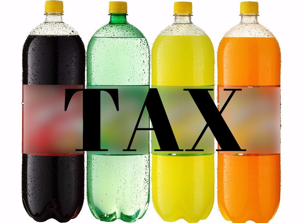 New tax on beverages with added sugar